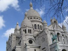 Free Sacre Coeur Stock Images - 4858814