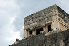 Free Chichen Itza Royalty Free Stock Images - 4858819