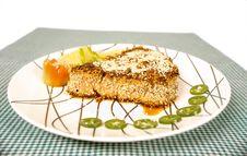 Free Tuna Fillet Stock Image - 4859571