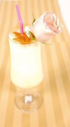Free Creamy Cocktail Stock Photos - 4859693