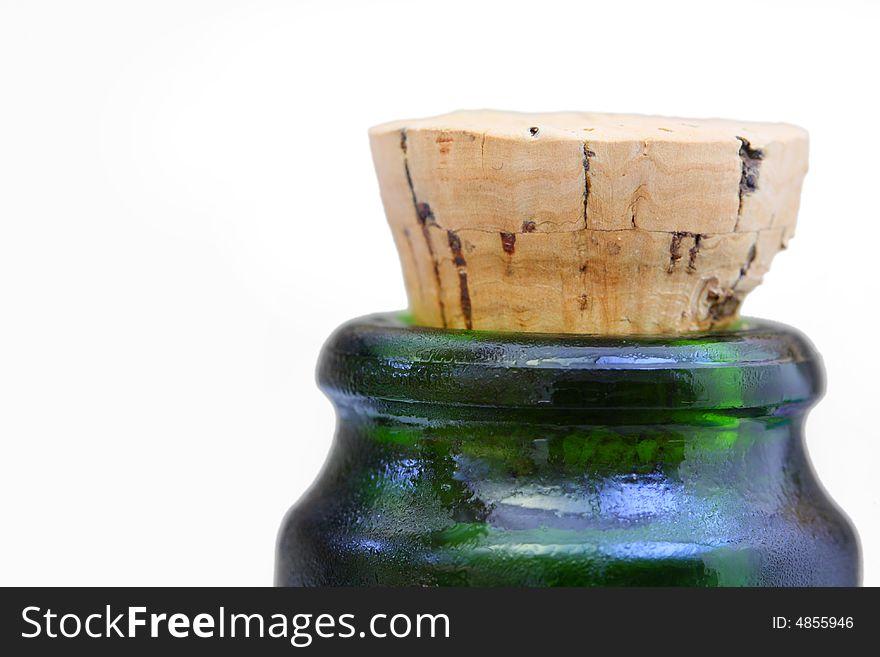 Wine bottle cork
