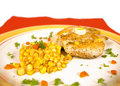 Free Chicken Breast Fillet Royalty Free Stock Photos - 4860118