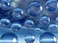 Free Water Balls Royalty Free Stock Image - 4867166