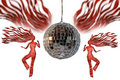 Free Disco Divas Royalty Free Stock Images - 4868249
