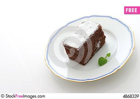Chocolate cake - 4868339