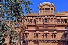 Free Rajasthan, Jaisalmer: Fort Stock Image - 4861441