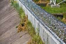 Free Barbed Wire Royalty Free Stock Images - 4862009