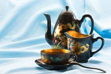 Free Tea-drinking Royalty Free Stock Image - 4862256