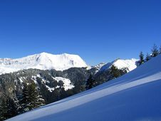Free Winter Landscape Stock Images - 4862574