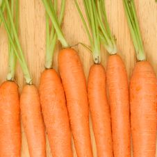 Free Close Up Carrots Stock Image - 4862891