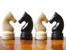 Free Chess Figures Royalty Free Stock Image - 4863726