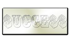 Free Silver Success Stock Image - 4863881