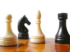 Free Chess Figures 5 Stock Images - 4863894
