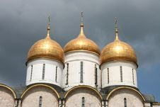 Free Russian Church Royalty Free Stock Images - 4865099