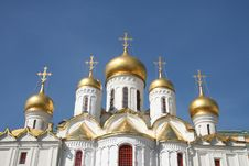 Free Russian Church Stock Photography - 4865102