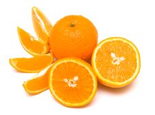 Free Ripe Whole Oranges 3 Stock Photo - 4865750