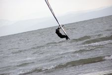 Free Windsurfing Stock Images - 4866464