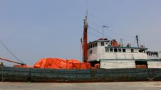 Free Fisherman\ S Ship Stock Photo - 4866710