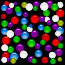 Free Balloon Party Royalty Free Stock Photos - 4867208