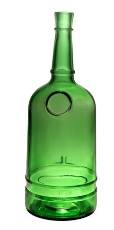 Free Green Bottle Royalty Free Stock Image - 4867236