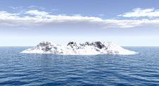 Free Iceberg Stock Image - 4867251