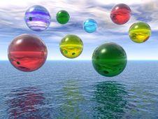 Free Balls Stock Image - 4867271