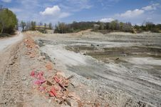 Free Huge Opencast Mine Royalty Free Stock Images - 4867349