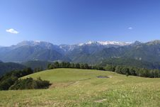 Free Slovenian Alps Stock Image - 4867971
