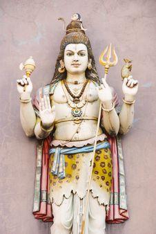 Free Hindu Deity Royalty Free Stock Photos - 4868158
