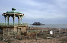 Free Victorian Bandstand Stock Images - 4868174