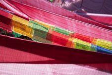 Free Prayer Flags Stock Photos - 4868853
