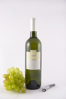 Free Wine And Around It Stock Photos - 4868893