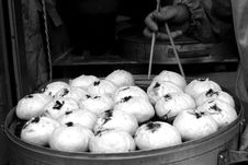 Free CHINESE STEAMED BUNS 3 Stock Photo - 4868980