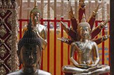 Free Wat Doi Sutep Stock Photography - 4868982