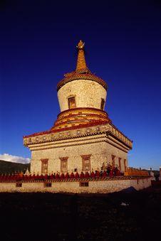 Free Buddhist Pagoda Stock Images - 4869134