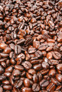 Free Coffee Beans Background Royalty Free Stock Image - 4871216
