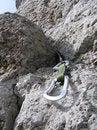 Free Climbing Equipment. Royalty Free Stock Photography - 4874037