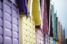 Free Beach Huts Stock Photos - 4870623