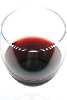 Free Macro Of Red Wine Royalty Free Stock Photography - 4871327