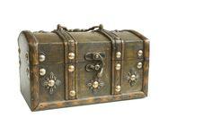 Oriental Box Royalty Free Stock Image