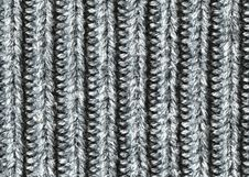 Free Grey Cotton Close-up Royalty Free Stock Images - 4872759