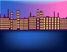 Free Skyline Stock Image - 4873161