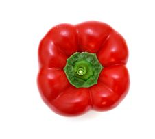 Free Red Bell Pepper Stock Photography - 4873462