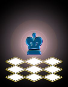 Free Chess King Royalty Free Stock Photography - 4873467