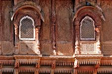 India; Jaisalmer; Indian Palace Royalty Free Stock Photography