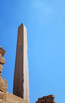 Free Obelisk Stock Photos - 4873763