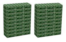 Free Dollar Bricks Royalty Free Stock Photos - 4873808