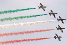 Free Italian Arrows Royalty Free Stock Photo - 4874105