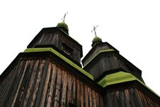 Free Wooden Church Royalty Free Stock Photography - 4874267