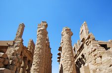 Free Ruins Of Ancient World Royalty Free Stock Photography - 4874277